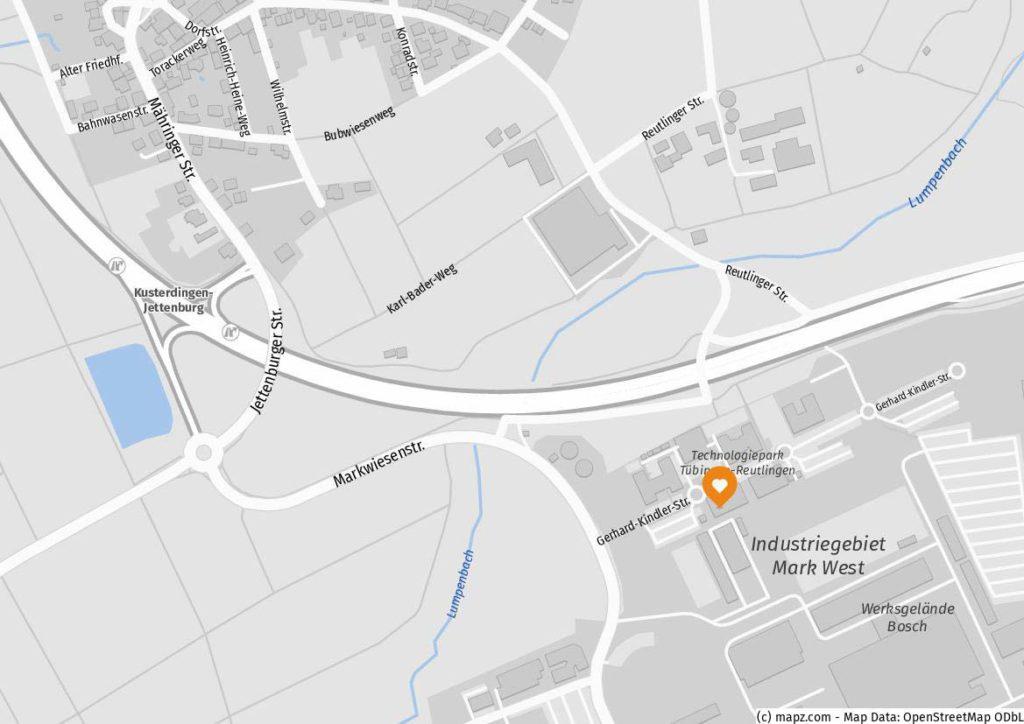 1-2-3 HOTEL AG in Reutlingen