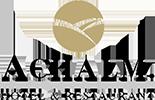 Achalm. Hotel restaurant